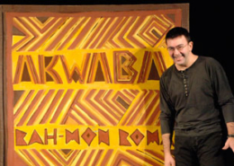 AKWABA, espectacle familiar de Rah-mon Roma