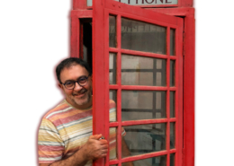 English Telephone, with Rah-mon
