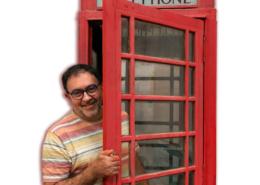 English Telephone, with Rah-mon